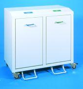 2 -fach Sammler Innenbehälter 50 Liter und Abdeckplatte incl.